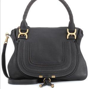 Chloe Marcie Medium Leather Bag
